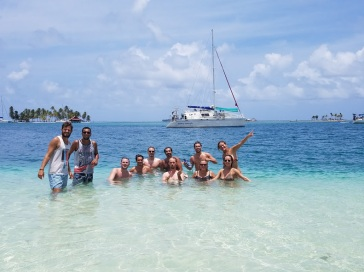 our seafearing group