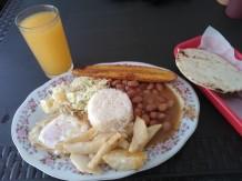 Standard local food