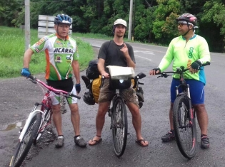 outwithcyclists in nicoya