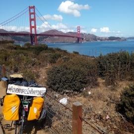 GG bridge and bike