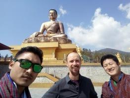 The worlds tallest sitting Buddha