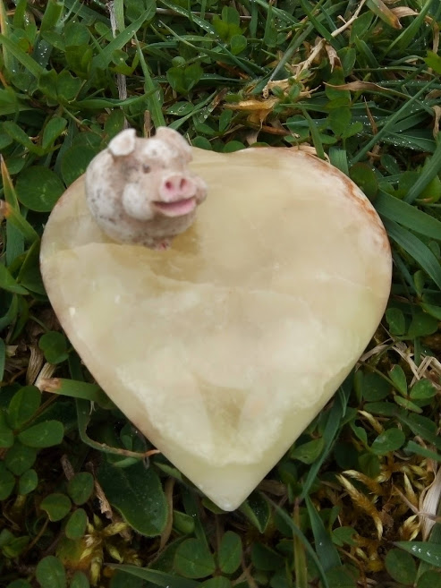 pig and the heart